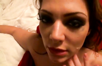 Boys do not like buying flowers or complimenting cuties, unless they are horny and want to stick it to them. No tenderness for this amazing bruentte - just hardcore in this hot POV porn.