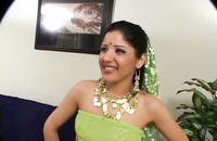 Group sex with hot Indian chicks is amazing, they are ready to do anything for money. Watch how this young princess gets fucked my many dicks.